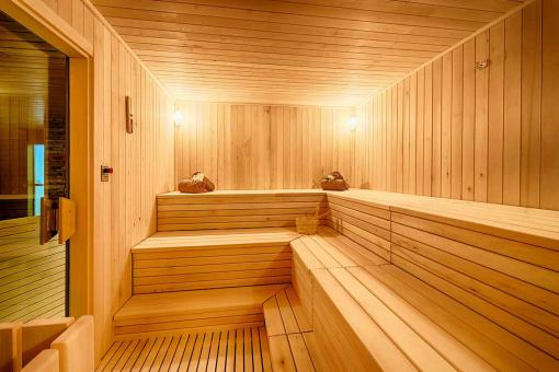 Finish and Kiva Saunas